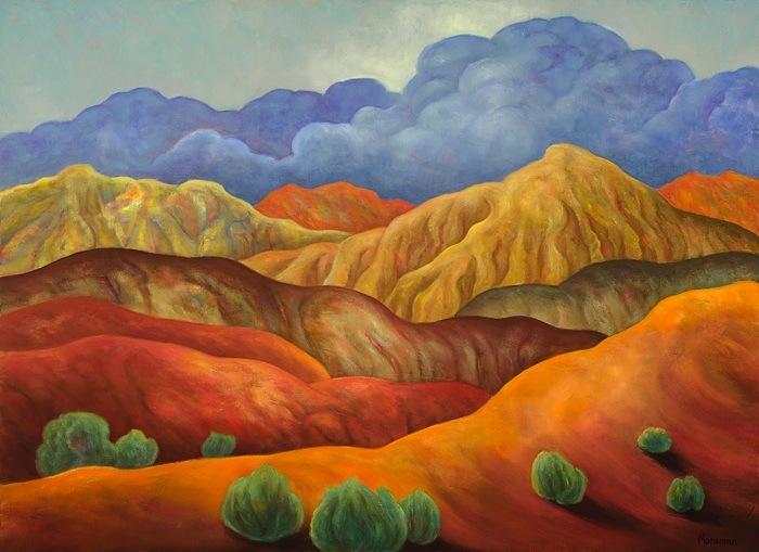 Apache Hills