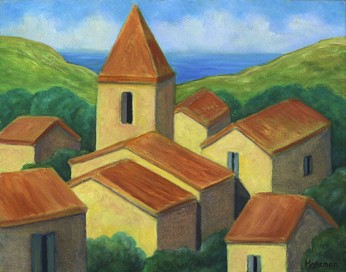 French-Hill-Village