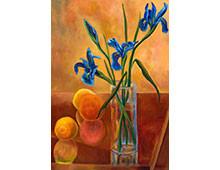 Iris and Oranges