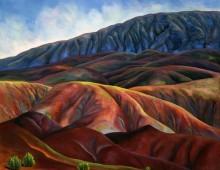 San Manuel Hills