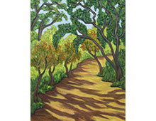 Shaded Lane – SOLD