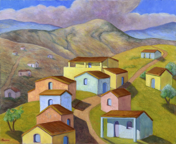 Sonoran-Hillside