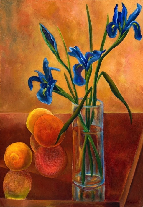 Irises-and-Oranges